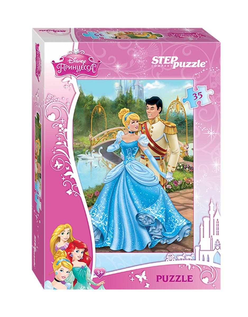 Step Puzzle Мозаика Золушка91129У Золушки теперь новый потрясающий образ. Сверкающее платье с иголочки, актуальная укладка и свежий макияж подтверждают безупречный вкус и тонкое чувство стиля вечно юной звезды Disney.