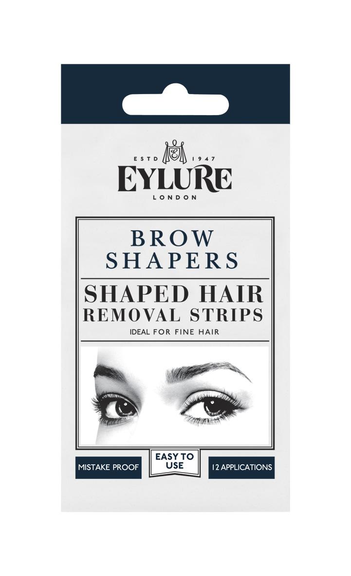 Eylure Восковые полоски для коррекции бровей Brow Shapers