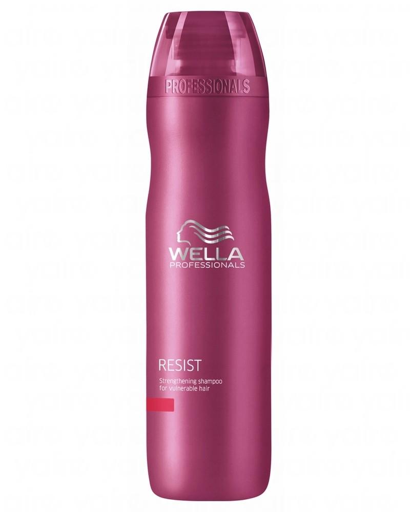 Wella Восстанавливающий шампунь Age Line для жестких волос, 250 мл116644Восстанавливающий шампунь от Wella для жестких волос быстро вернет волосам шелковистость и мягкость. Средство обеспечивает вашим локонам отличный уход, он подходит для волос, который нуждаются в дополнительном питании. Шампунь тонизирует кожу головы, дарит волосам насыщенный цвет, яркий блеск. Средство имеет нейтральный уровень рН, и именно за счет этого при мыть е не повреждает волосы и кожу головы. В результате волосы становятся мягкими, словно шелк, их легко укладывать и расчесывать. В состав входят следующие компоненты: витамин Е, фитокератин, глиоксиловая кислота, пантенол, кератин, экстракт ройбуша, масло карите.