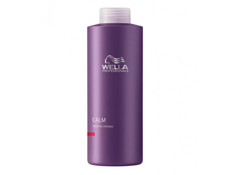 Wella Шампунь для чувствительной кожи головы Balance Line, 1000 мл117559Шампунь, предназначенный для чувствительной кожи головы, мягко очищает волосы, успокаивает кожу головы, снимает раздражение. Средство также восстанавливает поврежденные волосы, благотворно сказывается на регенерации кожи головы. С таким шампунем вы точно забудете про зуд, жжение кожи головы. Что немаловажно, данное средство не содержит ароматизаторов, оно очищает волосы, делает их послушными, что упрощает укладку. В состав входят следующие ингредиенты: экстракт лотоса, экстракт шампанского, кератин, глиоксиновая кислота, пантенол, витамин Е, фитокератин.