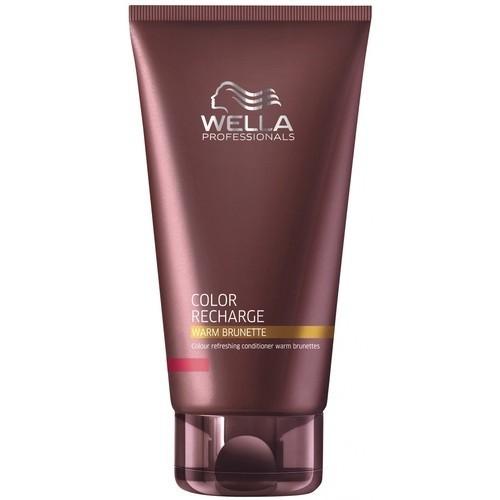 Wella Бальзам для освежения цвета Color Recharge теплых коричневых оттенков, 200 мл253387Бальзам для освежения цвета теплых коричневых оттенков Color Recharge поможет вашим волосам выглядеть яркими и насыщенными. Состав средства обогащен целым комплексом активых ингредиентов, которые интенсивно питают волосы, делая их мягкими и блестящими. Специальные цветовые пигменты в составе бальзама помогают цвету оставаться насыщенным.