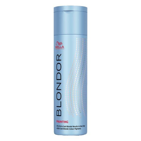 Wella Порошок для блондирования 2в1 (Блондирование&Тонирование) Blondor, 150 г81163272Wella BLONDOR Порошок для блондирования 2 в 1 (Блондирование&Тонирование) способствует идеальному окрашиванию волос от корней и до самых кончиков. Преимуществом средства есть то, что оно подходит для всех типов волос. Порошок для блондирования и тонирования может использоваться как для натуральных волос, так и для ранее окрашенных. В составе средства есть активные гранулы, которые защищают волосы от вредных химических элементов. Они обволакивают каждый волос, питая и симулируя его. Не менее важным элементом состава есть натуральные компоненты. Они влияют на внешний вид волос и их длину. Уже после первого использования краски есть заметные изменения: более сильные волосы, заметная яркость и насыщенность цвета, значительный рост длины волос. Рациональное использование краски принесет нужные тона даже непрофессиональному человеку.