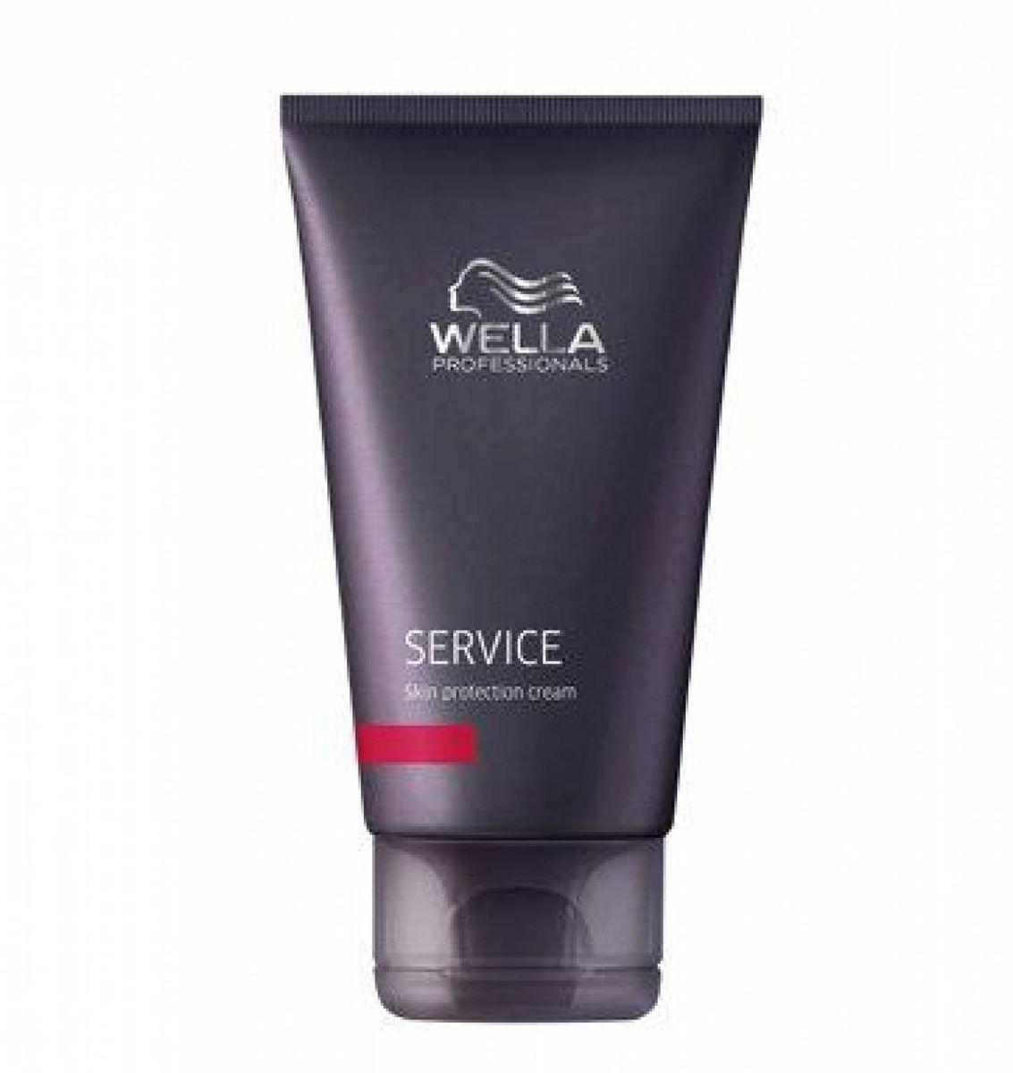 Wella Крем для защиты кожи головы Service Line, 75 мл81237566Wella Service Line Крем для защиты кожи головы содержит витамин Е и способствует предотвращению окрашивания кожи головы при покраски волос. Благодаря своей текстуре, защитный крем мягко и бережно ухаживает за кожей головы. Негативное воздействие окружающей среды, возможно, предотвратить, если регулярно наносить крем Wella Service Line на поверхность кожи головы. Также можно добиться уплотнения структуры волос, что немало важно при современном ритме жизни. Эстракт орхидеи добавленный в крем придает текстуре нежный цвет и аромат. Можно пользоваться Wella Service Line без предостережений, ведь он протестирован дерматологами и не представляет никакой опасности для здоровья волосяной луковицы.