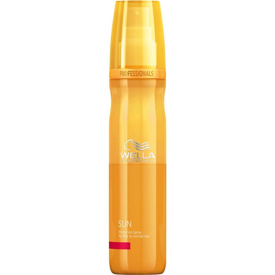 Wella Увлажняющий бальзам для волос и кожи Sun, 150 мл81308198Увлажняющий бальзам для волос и кожи необходимо использовать после принятия солнечных ванн. Он придает локонам гладкость, сохраняет оптимальный водный баланс кожи и волос. В состав средства входит такой ингредиент, как аллантоин.