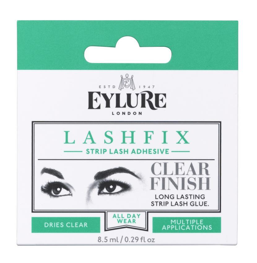 Eylure Lashfix Clear Клей для накладных ресниц прозрачный Lash Adhestive (Eylure London)