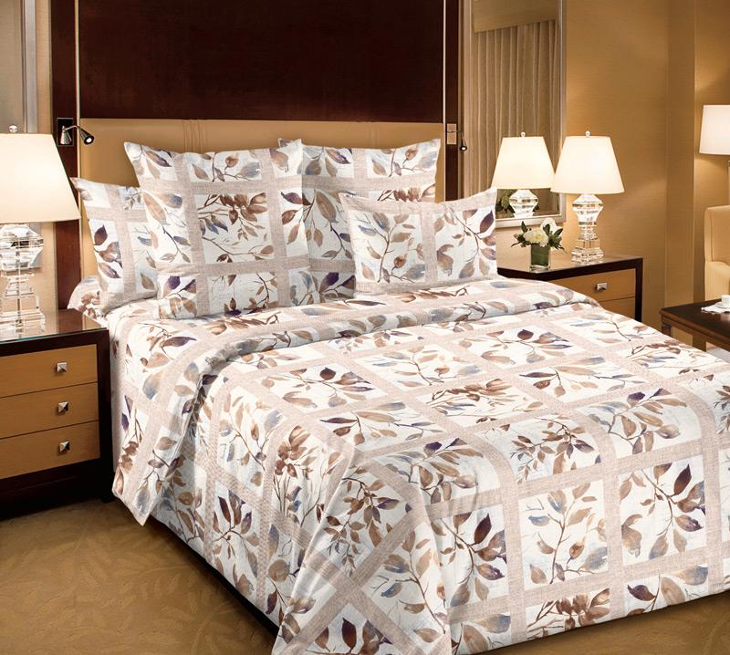 Комплект белья Текс-Дизайн Аделина 1, 2-спальный, наволочки 70х702200ПВеликолепное постельное белье Текс-Дизайн Аделина 1 выполнен из высококачественного перкаля (100% хлопок) и оформлено оригинальным рисунком. Комплект состоит из пододеяльника, простыни и двух наволочек. Перкаль - это тонкая и легкая хлопчатобумажная ткань высокой плотности полотняного переплетения, сотканная из пряжи высоких номеров. При изготовлении перкаля используются длинноволокнистые сорта хлопка, что обеспечивает высокие потребительские свойства материала. Несмотря на свою утонченность, перкаль очень практичен - это одна из самых износостойких тканей для постельного белья.