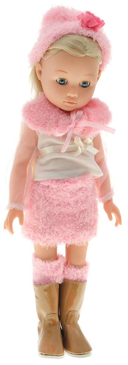 Simba Кукла Madeleine Гламур в юбке и кофте5157155_юбка и кофтаКукла Simba Madeleine. Гламур приведет в восторг вашу дочурку. Игрушка выполнена из прочного пластика. Кукла одета в розовую юбочку, кофточку с прозрачными рукавами и розовую шапочку. На ногах у нее - коричневые лакированные сапоги. Вашей дочурке непременно понравится расчесывать и заплетать длинные волосы куклы, придумывая разнообразные прически. Очаровательная куколка принесет радость и подарит своей обладательнице мгновения нежных объятий. Игры с куклой способствуют эмоциональному развитию, помогают формировать воображение и художественный вкус, а также развивают в вашей малышке чувство ответственности и заботы. Порадуйте своего ребенка таким замечательным подарком!