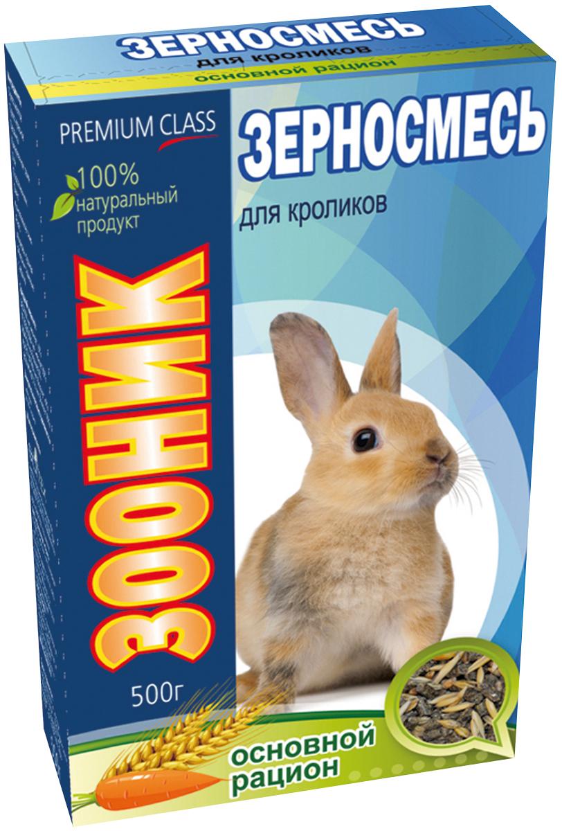 Корм Зооник Премиум. Основной рацион, для кроликов, 400 г4015Зооник Основной рацион - cбалансированный полнорационный высококачественный корм для декоративных кроликов. Оптимальный баланс веществ поддерживает организм животного в здоровом состоянии, дарит энергию и активность. Корм содержит все необходимые компоненты для здоровой жизнедеятельности.