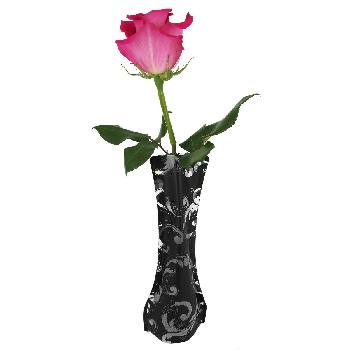 Ваза МастерПроф Зимний узор, пластичная, 0,4 лHS.040036Пластичная ваза Зимний узор легко складывается, удобно хранится - занимает мало места, долго служит. Всегда пригодится дома, в офисе, на даче, для оформления различных меропритятий. Отлично подойдет для перевозки цветов, или просто в подарок. Инструкция: 1. Наполните вазу теплой водой; 2. Дно и стенки расправятся; 3. Вылейте воду; 4. Наполните вазу холодной водой; 5. Вставьте цветы. Меры предосторожности: Хранить вдали от источников тепла и яркого солнечного света. С осторожностью применять для растений с длинными стеблями и с крупными соцветиями, что бы избежать опрокидывания вазы.