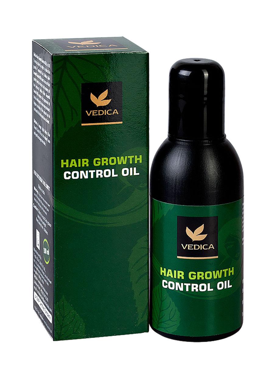 Vedica Масло против роста волос, 100 мл8906015081169Уменьшает избыточный уровень волосяного покрова, препятствует росту волос после депиляции. Замедляет рост волос.