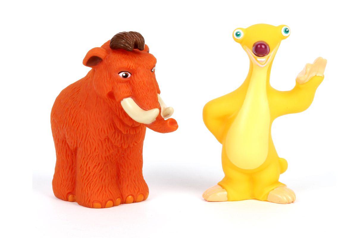 Играем вместе Набор для купания Ледниковый период165R-PVCЯркие игрушки порадуют малышей и превратят купание в удовольствие.