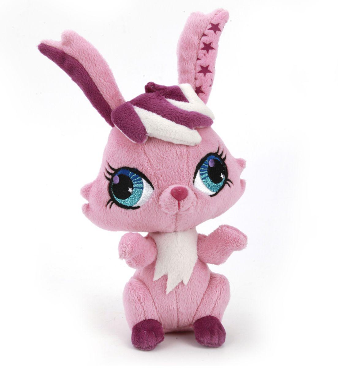 Мульти-Пульти Мягкая игрушка Кролик Lps 16 смV27622/16Мягкая игрушка сама по себе ассоциируется с радостью и весельем, конечно, и для наших детей такой подарок станет поистине незабываемым. Забавные, добрые мягкие игрушки радуют детей с самого рождения. Ведь уже в первые месяцы жизни ребенок проявляет интерес к плюшевым зверятам и необычным персонажам. Сначала они помогают ему познавать окружающий мир через тактильные ощущения, знакомят его с животным миром нашей планеты, формируют цветовосприятие и способствуют концентрации внимания.