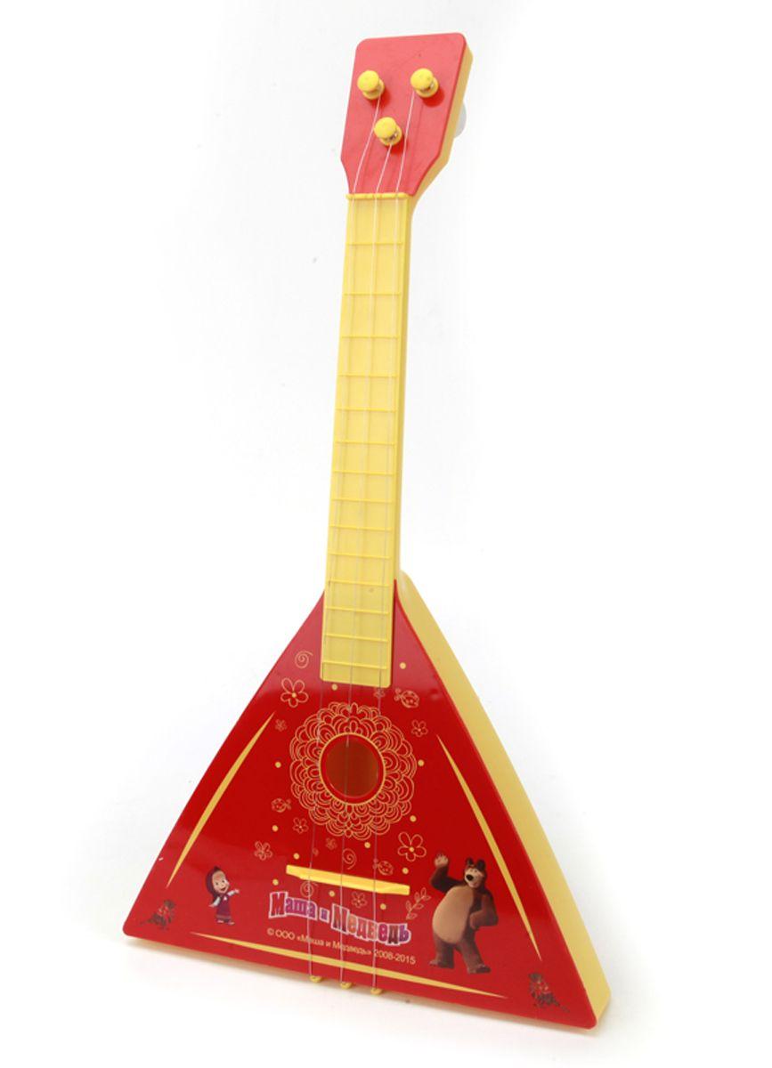 Играем вместе Балалайка Маша и Медведь 5 функцийB1261493-R2Знакомство с яркими и красочными музыкальными инструментами разовьет у ребенка творческие способности и тонкий слух. Инструменты познакомят с музыкальной культурой и займут его воображение на долгое время.