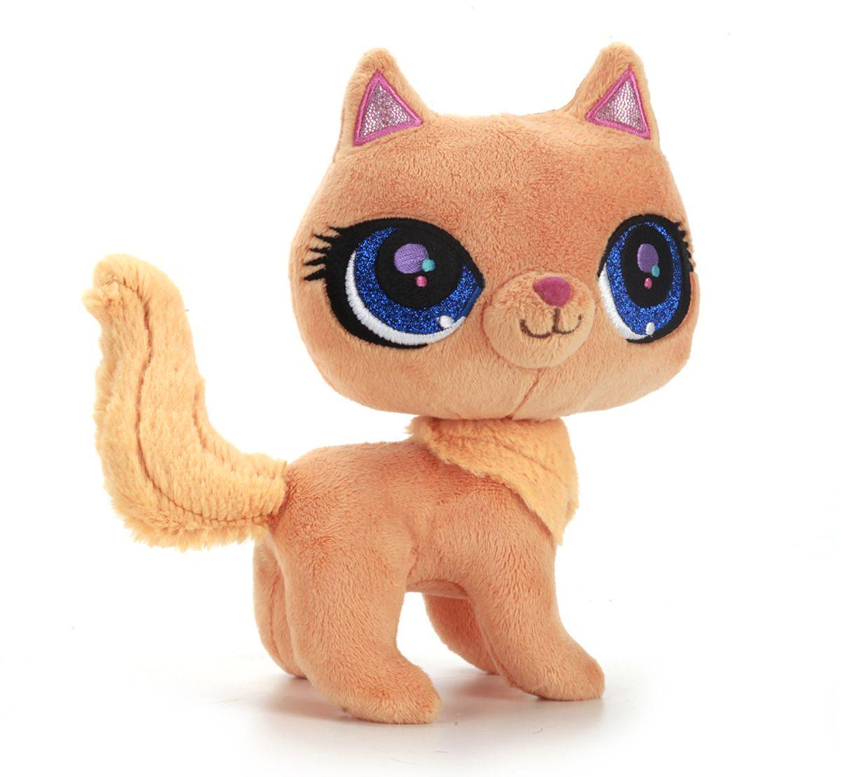 Мульти-Пульти Мягкая Игрушка Рыжая кошка Litttelest Pet ShopV27909/17Мягкая игрушка сама по себе ассоциируется с радостью и весельем, конечно, и для наших детей такой подарок станет поистине незабываемым. Забавные, добрые мягкие игрушки радуют детей с самого рождения. Ведь уже в первые месяцы жизни ребенок проявляет интерес к плюшевым зверятам и необычным персонажам. Сначала они помогают ему познавать окружающий мир через тактильные ощущения, знакомят его с животным миром нашей планеты, формируют цветовосприятие и способствуют концентрации внимания.