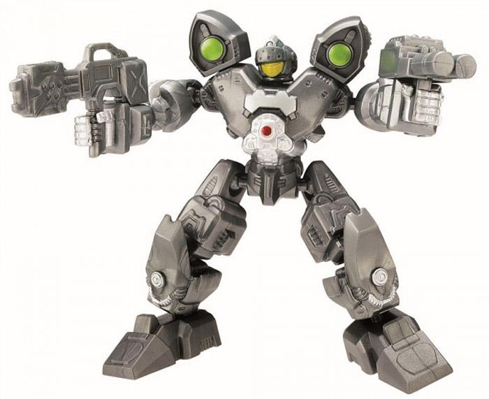 Happy Kid Робот-трансформер Марс цвет серый4015_серый