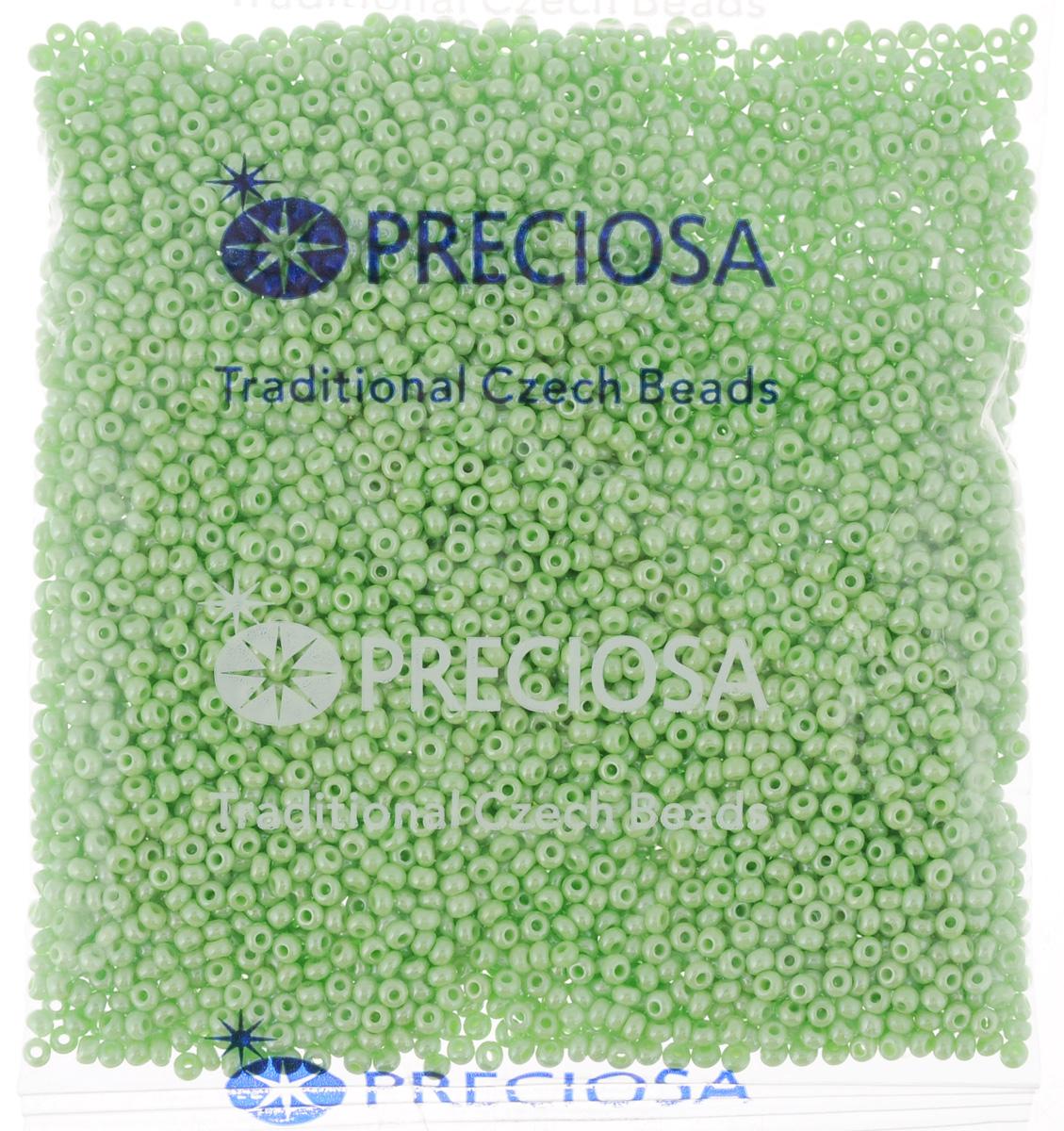 Бисер Preciosa Ассорти, непрозрачный, с радужным покрытием, цвет: зеленый (38), 10/0, 50 г163142_38_зеленыйБисер Preciosa Ассорти, изготовленный из стекла круглой формы, позволит вам своими руками создать оригинальные ожерелья, бусы или браслеты, а также заняться вышиванием. В бисероплетении часто используют бисер разных размеров и цветов. Он идеально подойдет для вышивания на предметах быта и женской одежде. Изготовление украшений - занимательное хобби и реализация творческих способностей рукодельницы, это возможность создания неповторимого индивидуального подарка.