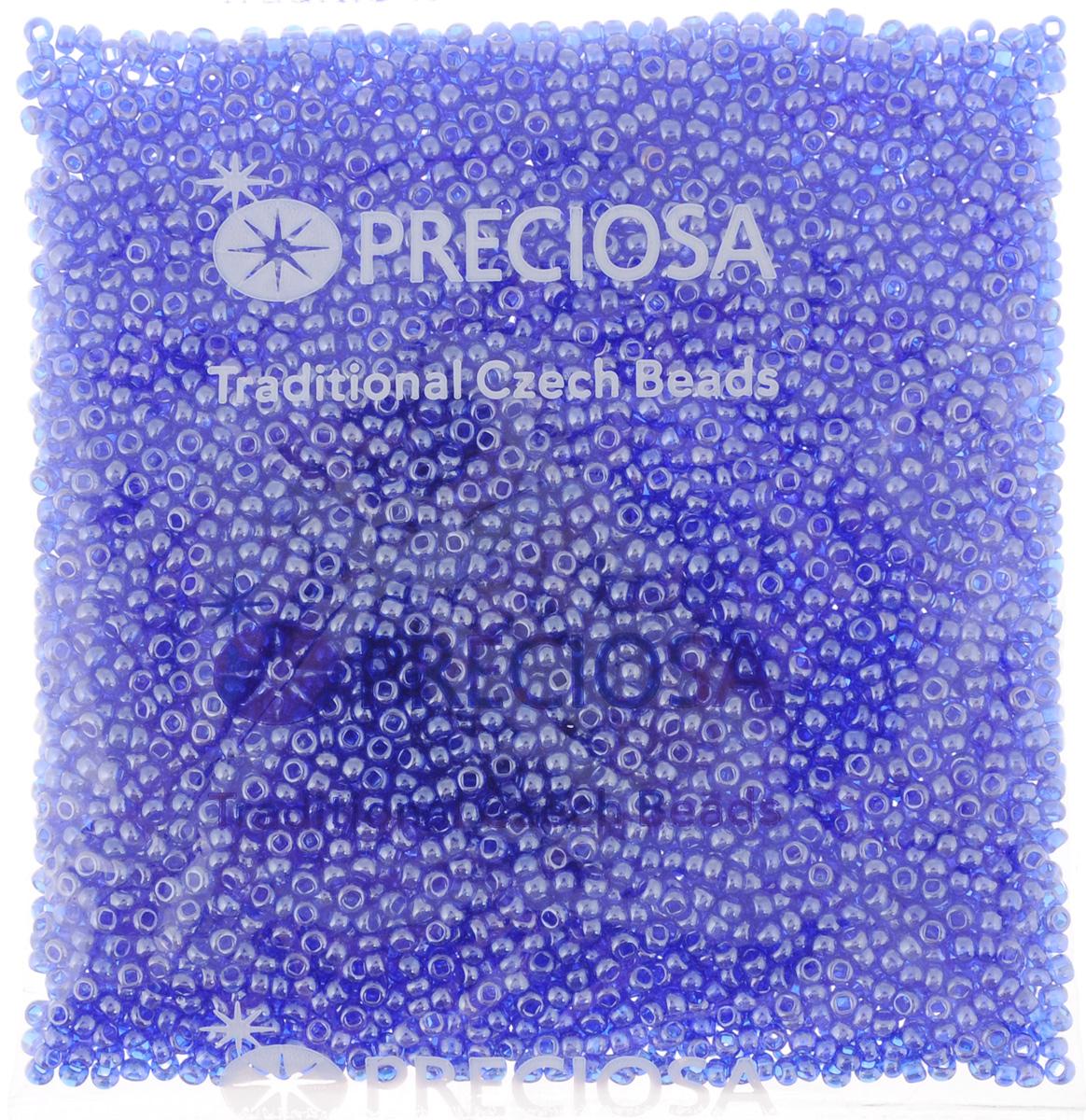 Бисер Preciosa Ассорти, непрозрачный, с радужным покрытием, цвет: темно-синий (30), 10/0, 50 г163142_30_ синийБисер Preciosa Ассорти, изготовленный из стекла круглой формы, позволит вам своими руками создать оригинальные ожерелья, бусы или браслеты, а также заняться вышиванием. В бисероплетении часто используют бисер разных размеров и цветов. Он идеально подойдет для вышивания на предметах быта и женской одежде. Изготовление украшений - занимательное хобби и реализация творческих способностей рукодельницы, это возможность создания неповторимого индивидуального подарка.