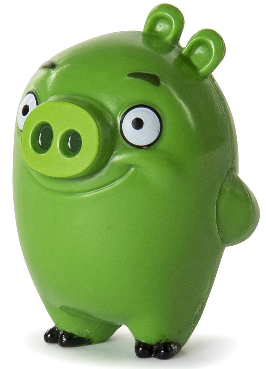 Angry Birds Мини-фигурка The Pigs90501_The PigsМини-фигурка Angry Birds The Pigs - подарок для любого поклонника сердитых птичек и зеленых поросят! Высота мини-фигурки 4,5 см, игрушка выполнена из пластика и очень тщательно детализирована. Фигурка очень ярко и точно отражает характер героя и его эмоции. Соберите всю коллекцию смешных персонажей Angry Birds!