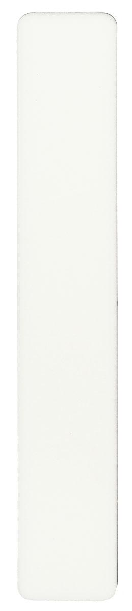 Masura Пилка Broad Sponge Exclusive, полировочная, двусторонняя, 240/240, цвет: белый617Профессиональная моющаяся пилка от Masura Broad Sponge Exclusive изготовлена на основе тефлона, рекомендована для полировки натуральных ногтей. Высококачественное покрытие пилки обеспечивает идеальную обработку ногтя и долгий срок службы. Товар сертифицирован.