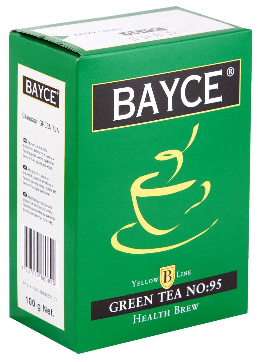 Bayce зеленый листовой чай, 100 г