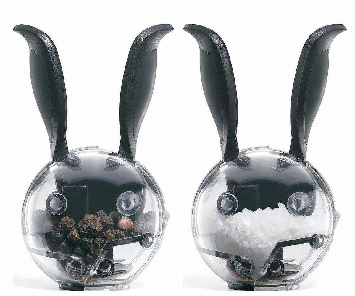 Набор мини-мельниц Chefn101-033-001Каждая мельница идёт с удобным магнитом, их можно разместить не только на столе, но и повесить на холодильник. Есть регулятор степени помола. Можно мыть в посудомоечной машине
