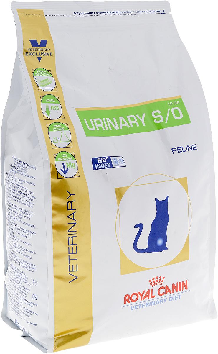 Корм сухой диетичесий Royal Canin Urinary S/O LP34 для кошек, при заболеваниях мочекаменной болезнью, 3,5 кг61063Royal Canin Urinary S/O LP34 - полноценный диетический рацион для кошек, рекомендуемый при лечении и профилактике мочекаменной болезни. Корм способствует быстрому растворению струвитов и снижает риск их повторного образования. Диета для кошек при лечении и профилактике мочекаменной болезни. Показания: - растворение струвитов; - профилактика рецидивов уролитиаза, вызываемого струвитами и оксалатами кальция. Противопоказания: - беременность, лактация, рост; - хроническая почечная недостаточность; - метаболический ацидоз; - сердечная недостаточность; - гипертония; - применение лекарственных препаратов, которые используются для подкисления мочи. Состав: дегидратированные белки животного происхождения (птица), рис, злаки, изолят растительных белков, растительная клетчатка, гидролизат белков животного происхождения, минеральные вещества, свекольный жом, рыбий жир, дрожжи, соевое масло,...