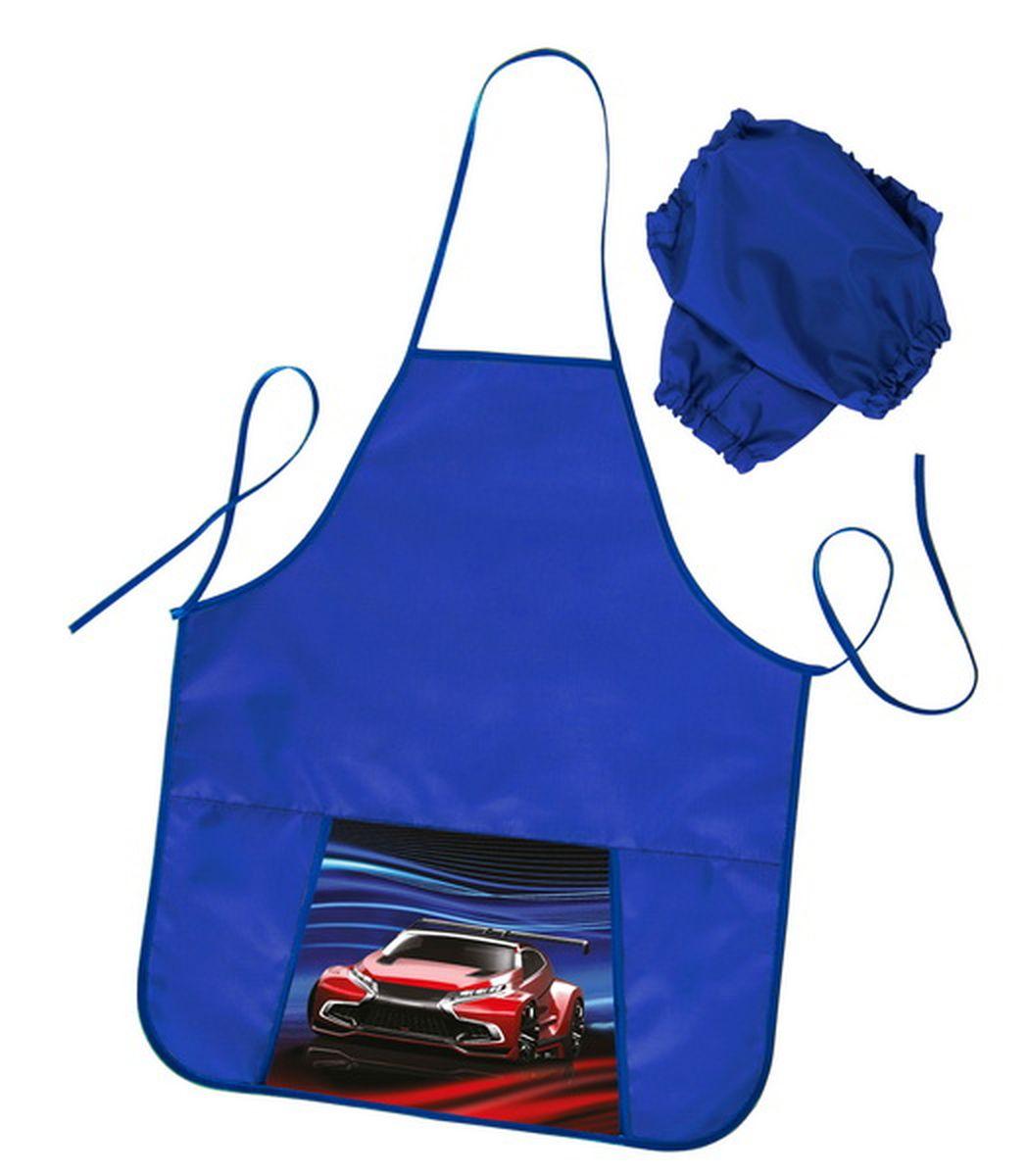 Hatber Фартук для труда с карманом Fast Racing