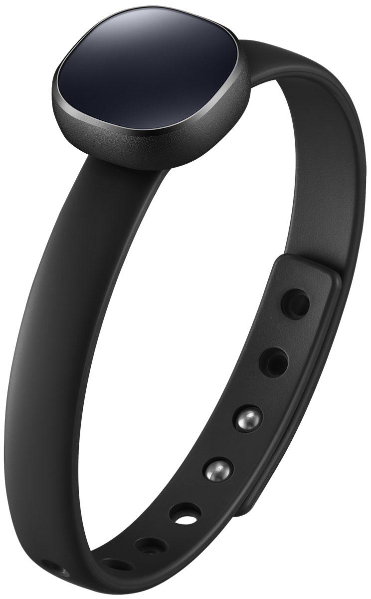 Samsung EI-AN920BBE Charm, Black Blue фитнес-трекерEI-AN920BBEGRUSamsung EI-AN920BBE Charm - стильный аксессуар для повседневного использования. Элегантный дизайн позволит вам экспериментировать без риска, т.к. сочетается практически с любым образом. Кроме того, трекер готов работать до 14 дней без подзарядки. Вам не нужно носить с собой смартфон для получения основных фитнес данных, включая количество потраченных калорий или пройденное расстояние. Оставьте смартфон дома, если он вам не потребуется, – вы можете синхронизировать устройства позже, в любое удобное время. Оставайтесь на связи, где бы вы ни находились. Получайте оповещения от приложений, обновления из социальных сетей и информацию о входящих сообщениях. Благодаря разноцветным световым уведомлениям вы не пропустите ни одной важной новости. Соединение: Bluetooth 4.0 LE Зарядка: POGO-pin зарядная станция Уведомления: светодиодные уведомления (звонки, обновления в соц. сетях, СМС, PUSH уведомления)