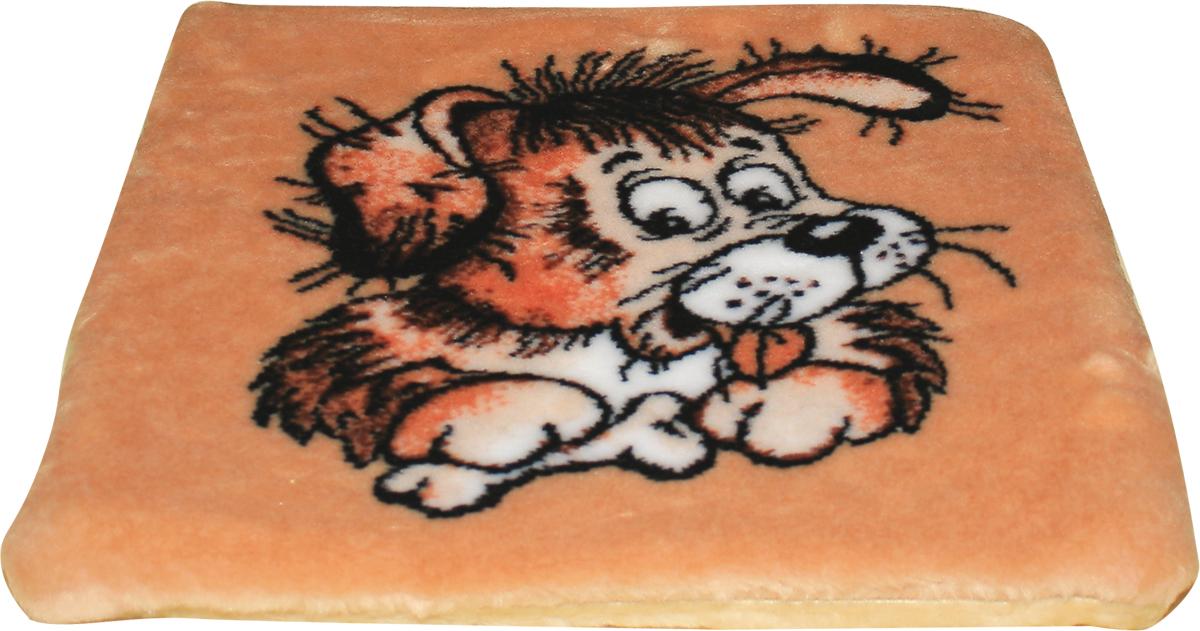 Подушка для животных Зооник Тузик, цвет: бежевый, 46 х 46 х 2,5 см22118Подушка для животных Зооник Тузик изготовлена из высококачественного исскуственного меха бежевого цвета. Наполнитель: поролон.