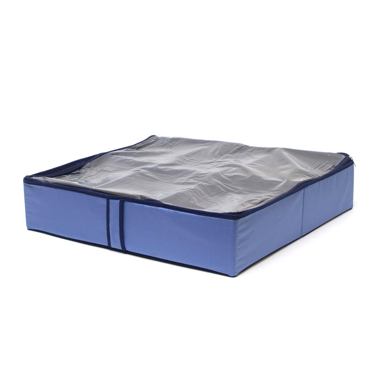 Органайзер для хранения обуви Homsu Bluе Sky, 6 секций, 56 х 52 х 12 смHOM-59Компактный складной органайзер Homsu Pletenka изготовлен из высококачественного полиэстера, который обеспечивает естественную вентиляцию. Материал позволяет воздуху свободно проникать внутрь, но не пропускает пыль. Органайзер отлично держит форму, благодаря вставкам из плотного картона. Изделие имеет 6 секций для хранения обуви. Такой органайзер позволит вам хранить вещи компактно и удобно. Размер секции: 20 х 32 см.