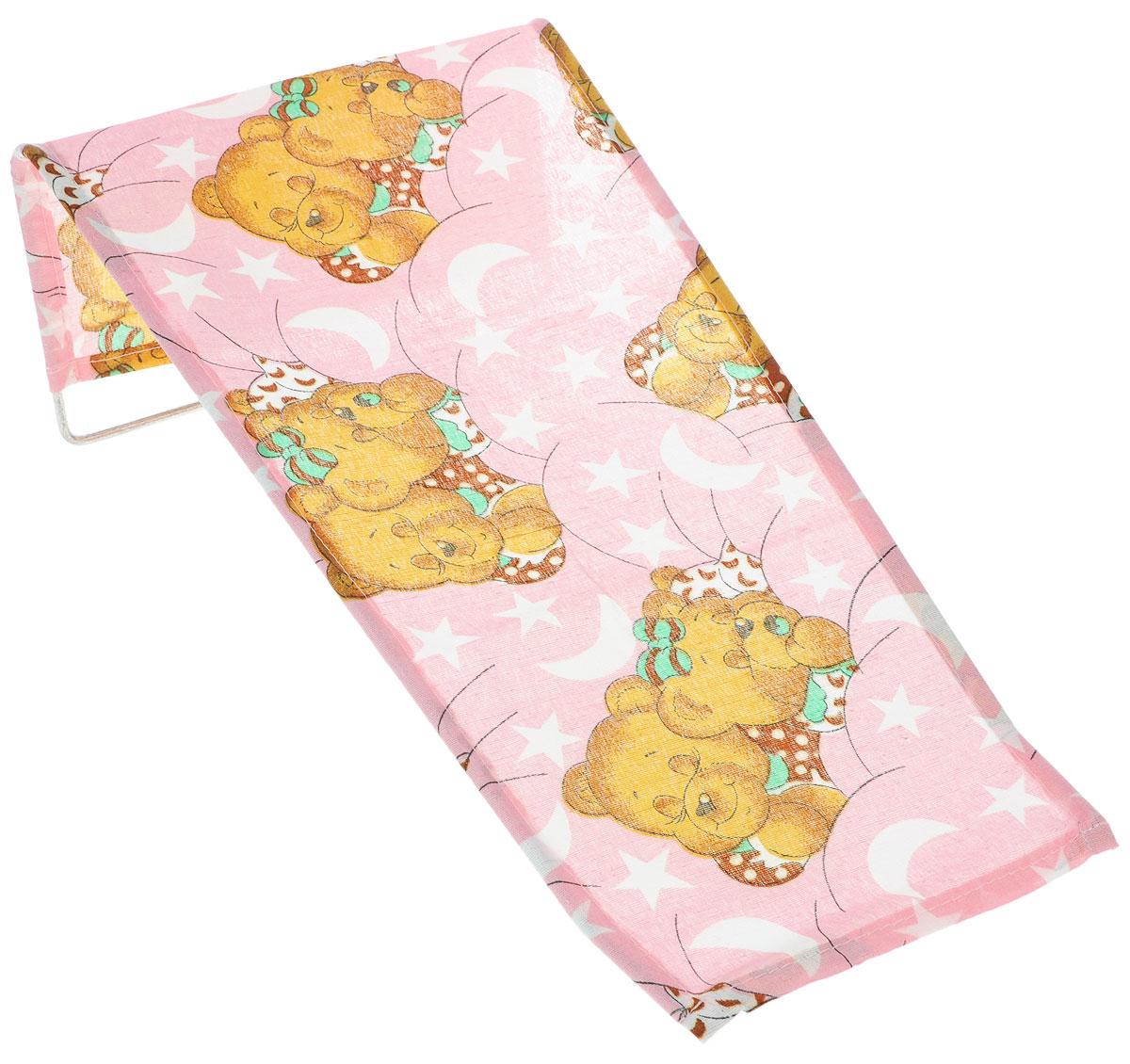 Фея Подставка для купания Мишки спят1332-01_мишки спятПодставка для купания Фея Мишки спят - это удобный способ мытья и прекрасная возможность побаловать вашего малыша. Эргономичный дизайн подставки разработан специально для комфорта и безопасности вашего ребенка. Основу подставки составляет металлический каркас, обтянутый тканью. Подарите своему малышу радость и комфорт во время купания! Подставка предназначена для купания детей в возрасте до 1 года. Фея - это качественные и надежные товары для малышей, которые может позволить себе каждая семья! Правила ухода за чехлом: после использования хорошо просушить. Запрещается использование моющих средств содержащих щелочь.