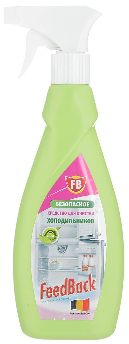 """FeedBack Средство для очистки холодильников """"Feed Back"""", 480 мл"""