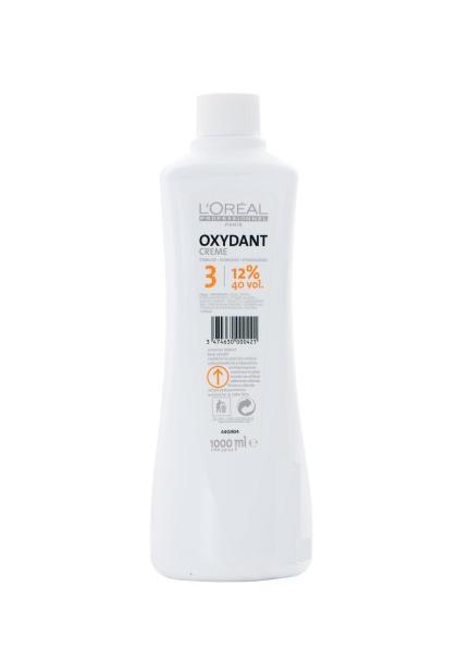LOreal Professionnel Крем-оксидент 12% Oxydant-Cream, 1000 мл