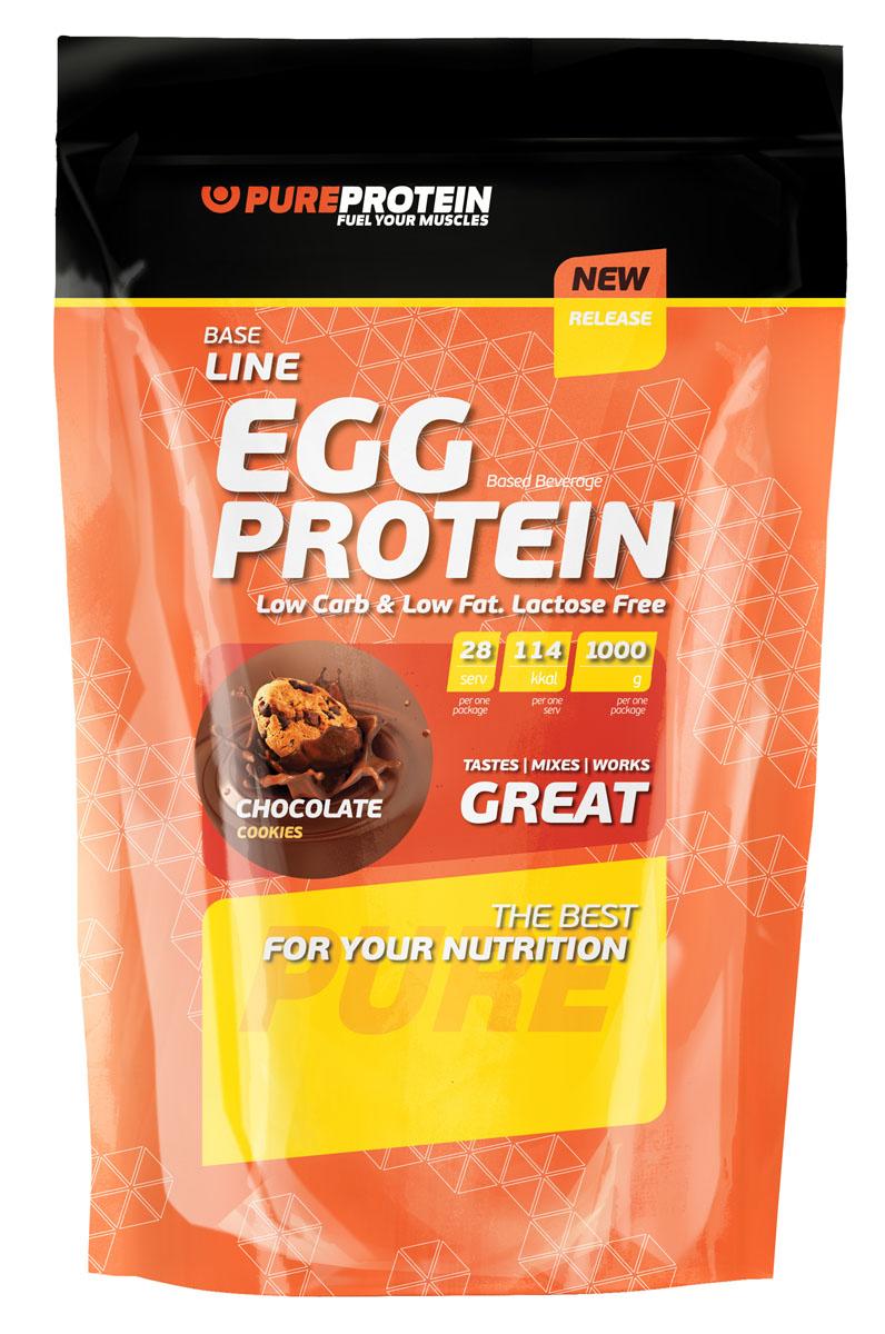 Протеин яичный PureProtein