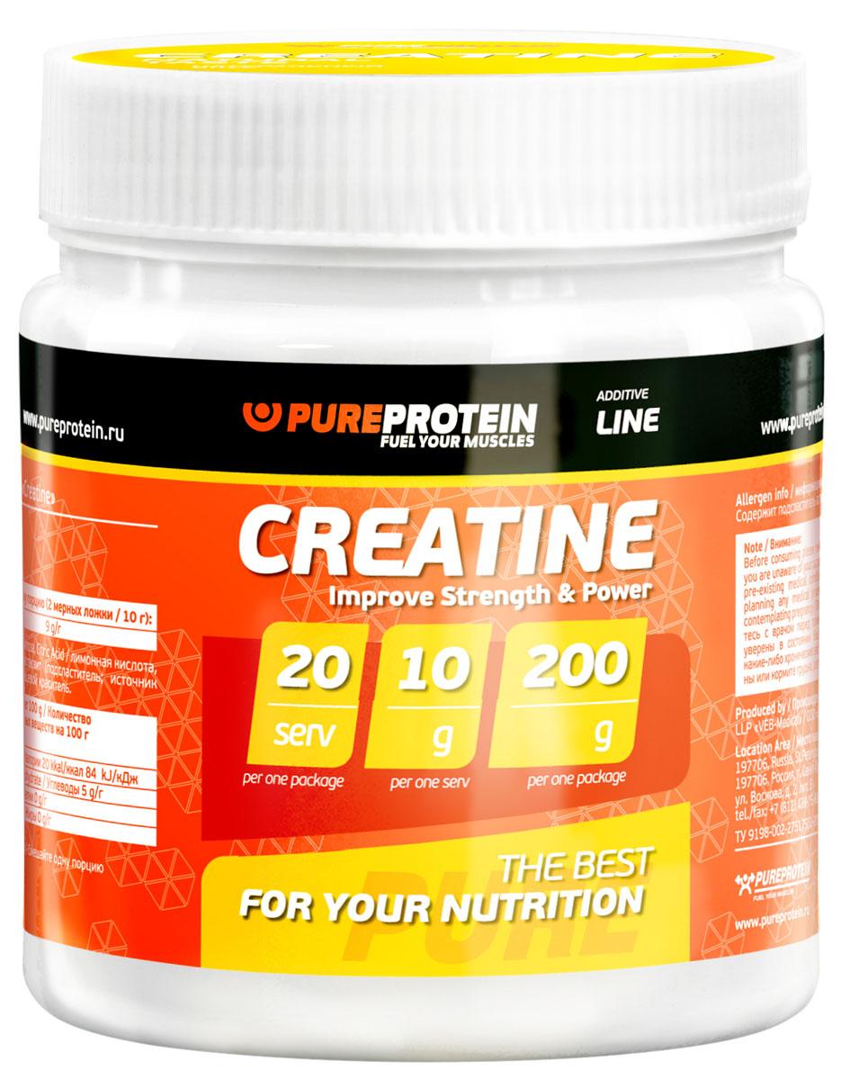 Креатин PureProtein
