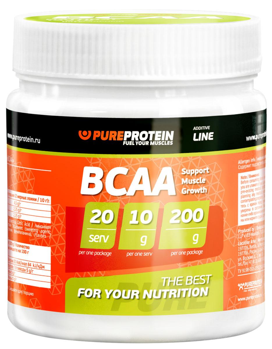 BCAA PureProtein