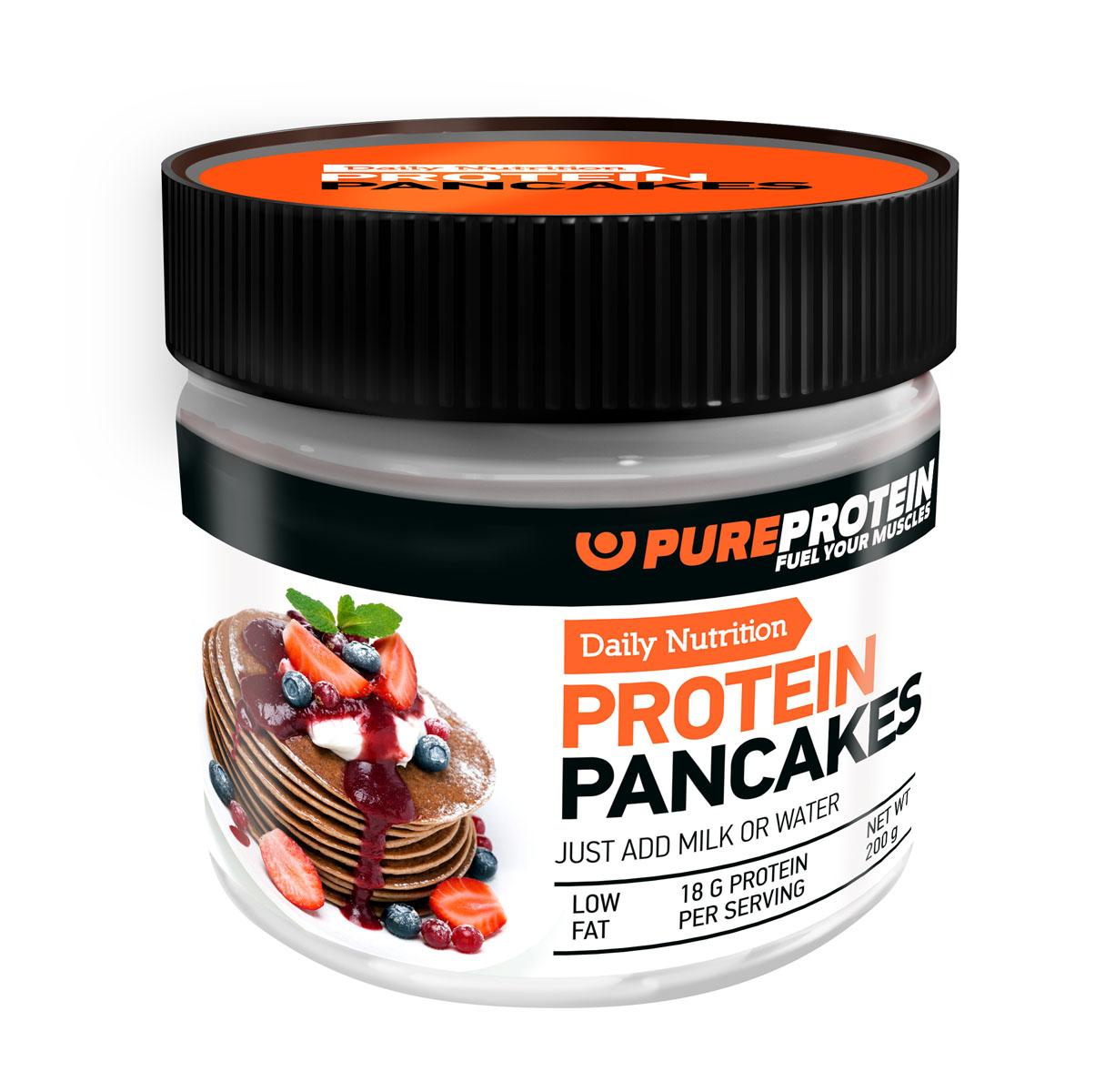Смесь блинная PureProtein