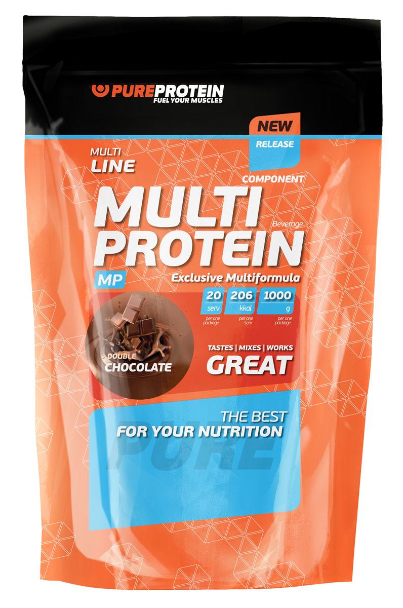 Протеин многосоставной PureProtein