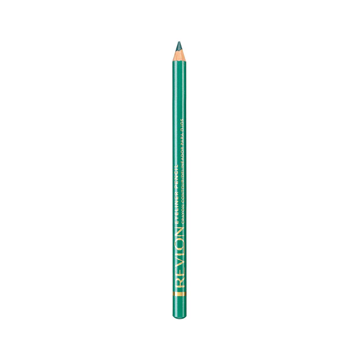 Revlon Карандаш для Глаз Eyeliner Aquamarine 07 1 г7210295007Классичесикй контурный карандаш с насыщенным цветом и интенсивной аппликацией. Скользит с лёгкостью карандаша и даёт цвет по интенсивности равный жидкому контуру. Прекрасно сохраняется на веках в течение дня.