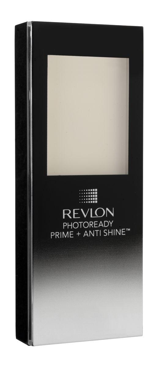 Revlon Основа для Макияжа Матирующая Photoready Prime & Anti Shine Balm 010 51 г7210488001Уникальная формула базы Revlon PhotoReady Prime + Anti Shine Balm обладает плотным покрытием, идеально ложится под тональное средство, создавая матирующий эффект, не забивая поры и позволяя коже дышать. Формула содержит силикон - заполняет неровный рельеф кожи и шлифует ее, не обезвоживает, не является питательной средой для размножения бактерий, сохраняя PH - баланс кожи, защищает от воздействия свободных радикалов. Кожа выглядит более гладкой, ухоженной, без пор и несовершенств, мимические морщины визуально уменьшаются – в одно касание. Может использоваться совместно или отдельно от других тональных средств. Формула эффективно абсорбирует излишки кожного себума за счет входящей в состав микропудры. Гипоаллергенный продукт. Спонж для более комфортного нанесения