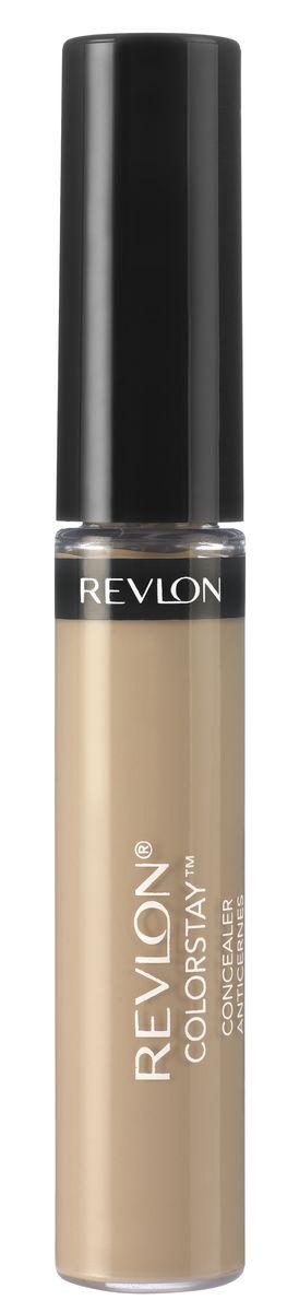 Revlon Консилер для Лица Colorstay Concealer Fair 01 6,2 мл7210617001Ревлон представляет Revlon ColorStay Concealer, консилер с уникальной технологией, благодаря которой он держится на коже весь день! Идеально маскирует темные круги под глазами и другие несовершенства, поддерживая PH - баланс кожи в течение всего дня. Его легкая формула не сушит и не делает кожу жирной: ваш секрет ровной и гладкой кожи в течение всего дня.