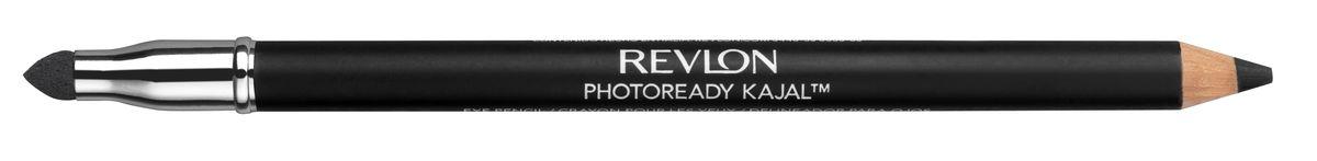 Revlon Карандаш для Глаз Photoready Kajal Eye Pencil Matte coal 301 5 г7210679001Revlon PhotoReady Kajal Matte Eye Pencil содержит мягкий воск и матовый эффект, который можно наносить на нижнее и верхнее внутреннее веко для создания идеально ровных линий. Хорошо пигментированный восковый карандаш идеален для выполнения техники макияжа smoky eyes. Благодаря удобному аппликатору вы сможете создать свой уникальный, неповторимый взгляд. Удобный спонж великолепное растушевывает яркую линию карандаша до состояния дымки. Супер-устойчивая формула для идеального результата. Протестировано офтальмологическим контролем.