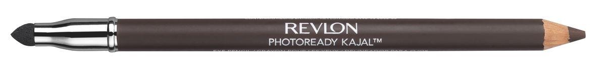 Revlon Карандаш для Глаз Photoready Kajal Eye Pencil Matte espresso 305 5 г7210679005Revlon PhotoReady Kajal Matte Eye Pencil содержит мягкий воск и матовый эффект, который можно наносить на нижнее и верхнее внутреннее веко для создания идеально ровных линий. Хорошо пигментированный восковый карандаш идеален для выполнения техники макияжа smoky eyes. Благодаря удобному аппликатору вы сможете создать свой уникальный, неповторимый взгляд. Удобный спонж великолепное растушевывает яркую линию карандаша до состояния дымки. Супер-устойчивая формула для идеального результата. Протестировано офтальмологическим контролем.