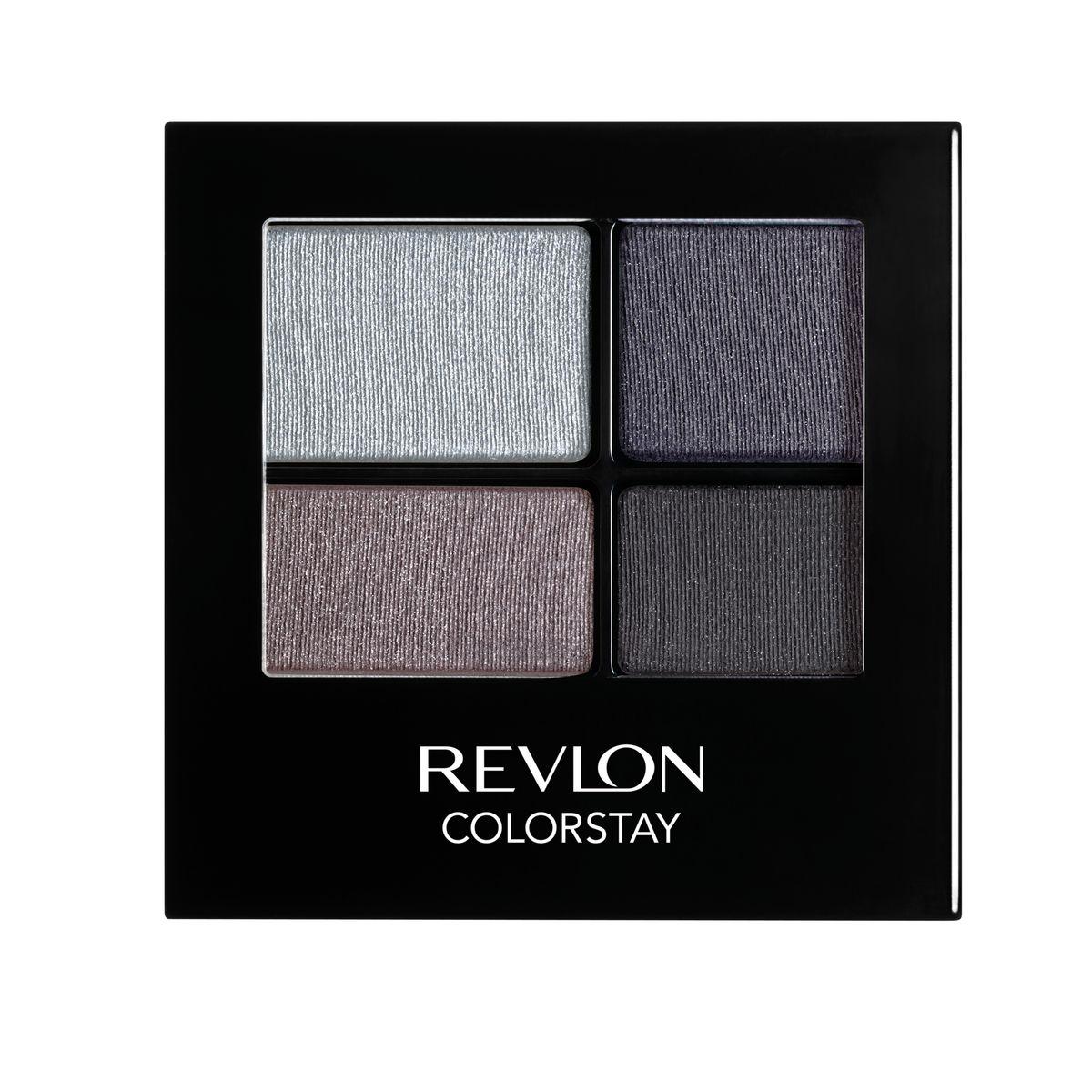 Revlon Тени для Век Четырехцветные Colorstay Eye16 Hour Eye Shadow Quad Siren 525 42 г7210767006Colorstay 16 Hour Shadow - роскошные тени для век с шелковистой текстурой и невероятно стойкой формулой. Теперь ваш макияж сохранит свой безупречный вид не менее 16 часов! Все оттенки гармонично сочетаются друг с другом и легко смешиваются, позволяя создать бесконечное количество вариантов макияжа глаз: от нежных, естественных, едва заметных до ярких, выразительных, драматических. На оборотной стороне продукта приведена схема нанесения теней.