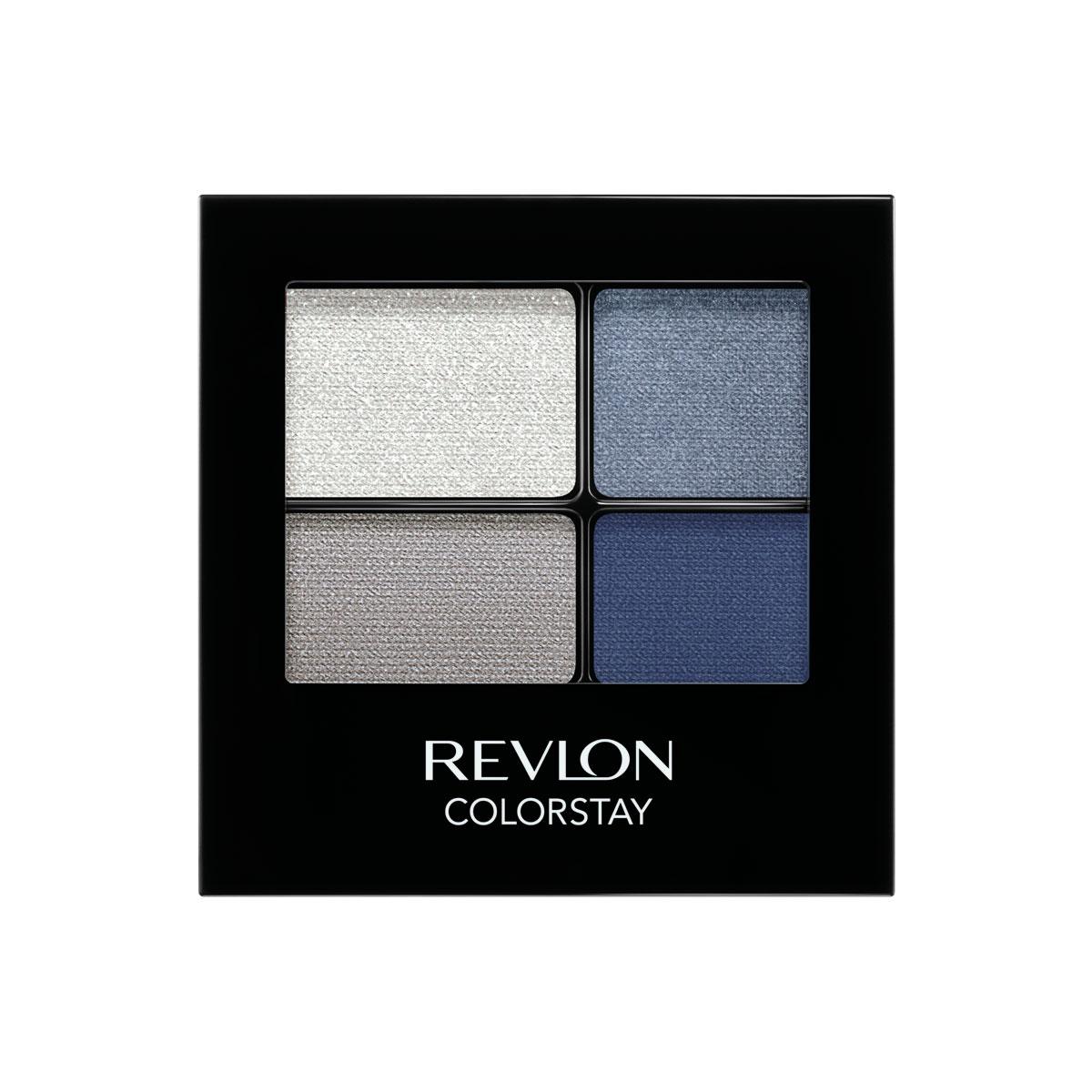 Revlon Тени для Век Четырехцветные Colorstay Eye16 Hour Eye Shadow Quad Passionate 528 42 г7210767025Colorstay 16 Hour Shadow - роскошные тени для век с шелковистой текстурой и невероятно стойкой формулой. Теперь ваш макияж сохранит свой безупречный вид не менее 16 часов! Все оттенки гармонично сочетаются друг с другом и легко смешиваются, позволяя создать бесконечное количество вариантов макияжа глаз: от нежных, естественных, едва заметных до ярких, выразительных, драматических. На оборотной стороне продукта приведена схема нанесения теней.