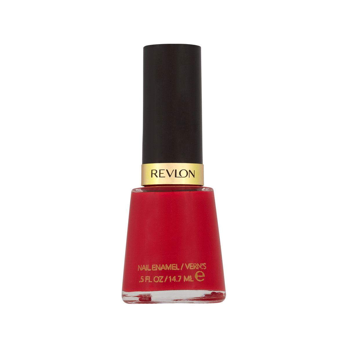 Revlon Лак для Ногтей Core Nail Enamel Revlon red 680, 14,7 мл7213167077Лак для ногтей Revlon предлагается в широком выборе модных, стойких цветов. Лак обеспечивает гладкое и блестящее покрытие. Обладает средней плотности покрытием. Без дибутилфталата, толуола и формальдегида. Запатентованная формула с содержанием шелка и силикона обеспечивает слой шелковых протеинов и защитный силиконовый слой, что моментально выравнивает поверхность ногтя. Не оставляет пузырьков, бороздок или следов от кисточки. В составе формулы лака содержатся шелковый экстракт и летучий силикон (увеличивает стойкость лака к агрессивному воздействию внешних факторов). Не содержит формальдегидов.