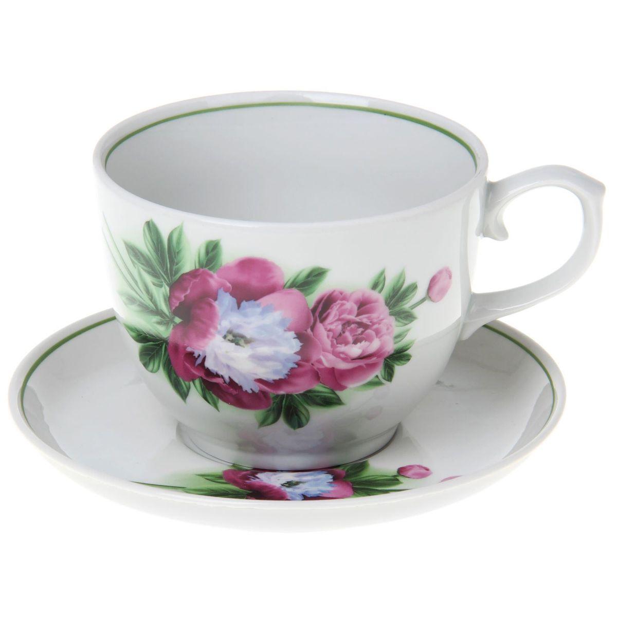 Чайная пара Пион, 2 предмета1303814