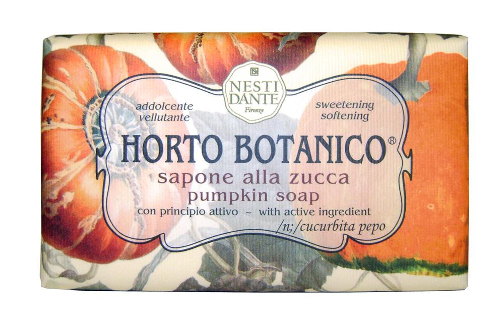 Мыло Nesti Dante Horto Botanico. Тыква, 250 г1736206Великолепное растительное мыло премиум-класса Nesti Dante Horto Botanico. Тыква изготовлено по старинным рецептам и по традиционной котловой технологии, в составе мыла только натуральные оливковое и пальмовое масло высочайшего качества, для ароматизации использованы органические эфирные масла. Экстракт тыквы смягчает и дарит нежность, мыло прекрасно заботится о коже, хорошо мылится и очищает загрязнения. Благодаря содержанию натуральных компонентов, кожа становится нежной, увлажненной и упругой. Изысканная флорентийская бумага, в которую завернуто мыло, расписана акварелью, на каждом кусочке мыла выгравирована надпись With Love And Care (С любовю и заботой). Характеристики: Вес: 250 г. Производитель: Италия. Товар сертифицирован. Nesti Dante - одна из немногих итальянских мыловаренных фабрик, которая продолжает использовать в производстве только натуральные ингредиенты и кустарный способ производства....