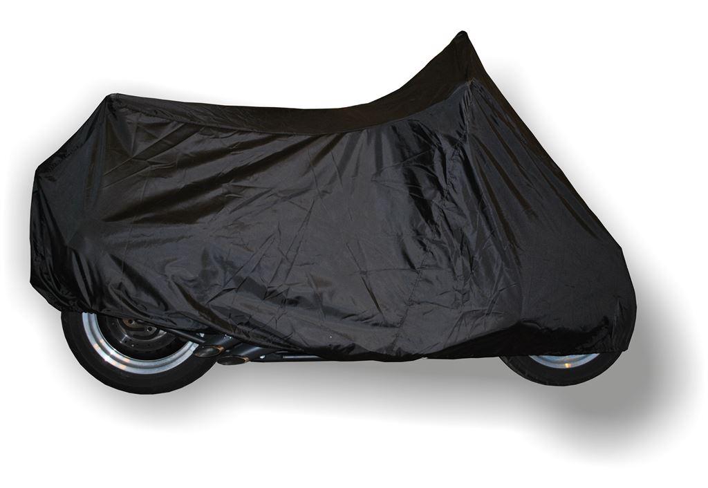 "Чехол ""AG-brand"" для мотоцикла Harley-Davidson FAT BOY, цвет: черный"