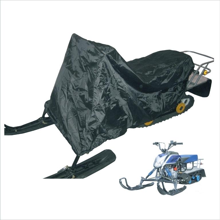 "Чехол ""AG-brand"" для снегохода Irbis Dingo 110, цвет: темно-серый"